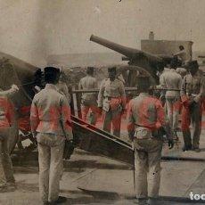 Militaria: GUERRA DEL RIF 1909 MELILLA - FOTOGRAFIA ANTIGUA. Lote 153790906