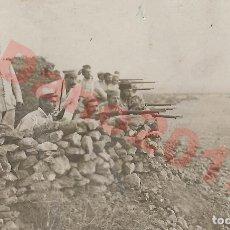 Militaria: GUERRA DEL RIF 1909 MELILLA - FOTOGRAFIA ANTIGUA. Lote 153796730