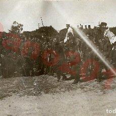 Militaria: GUERRA DEL RIF 1909 MELILLA - FOTOGRAFIA ANTIGUA. Lote 153798642