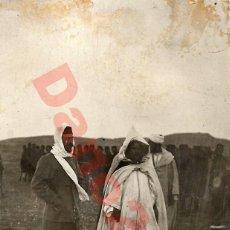 Militaria: GUERRA DEL RIF 1909 MELILLA - FOTOGRAFIA ANTIGUA. Lote 153803038
