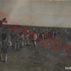 Militaria: GUERRA DEL RIF 1909 MELILLA - FOTOGRAFIA ANTIGUA. Lote 153805102