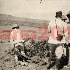 Militaria: GUERRA DEL RIF 1909 MELILLA - FOTOGRAFIA ANTIGUA. Lote 153807790