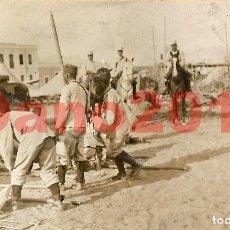 Militaria: GUERRA DEL RIF 1909 MELILLA - FOTOGRAFIA ANTIGUA. Lote 153809490