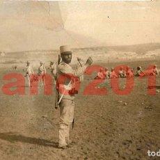 Militaria: GUERRA DEL RIF 1909 MELILLA - FOTOGRAFIA ANTIGUA. Lote 153810914