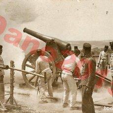 Militaria: GUERRA DEL RIF 1909 MELILLA - FOTOGRAFIA ANTIGUA. Lote 153811662