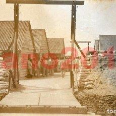 Militaria: GUERRA DEL RIF 1909 MELILLA - FOTOGRAFIA ANTIGUA. Lote 153812394
