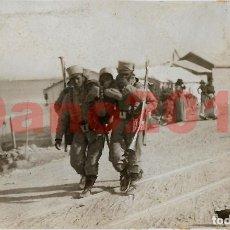Militaria: GUERRA DEL RIF 1909 MELILLA - FOTOGRAFIA ANTIGUA. Lote 153815898