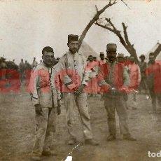 Militaria: GUERRA DEL RIF 1909 MELILLA - FOTOGRAFIA ANTIGUA. Lote 153816770