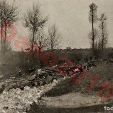 Militaria: GUERRA DEL RIF 1909 MELILLA - FOTOGRAFIA ANTIGUA. Lote 153817486