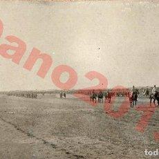 Militaria: GUERRA DEL RIF 1909 MELILLA - FOTOGRAFIA ANTIGUA. Lote 153818118
