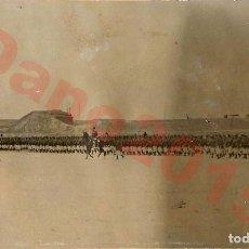 Militaria: GUERRA DEL RIF 1909 MELILLA - FOTOGRAFIA ANTIGUA. Lote 153818730