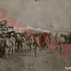 Militaria: GUERRA DEL RIF 1909 MELILLA - FOTOGRAFIA ANTIGUA. Lote 153820078