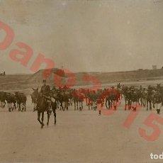Militaria: GUERRA DEL RIF 1909 MELILLA - FOTOGRAFIA ANTIGUA. Lote 153820898