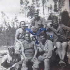 Militaria: FOTOGRAFÍA SOLDADOS DEL EJÉRCITO ITALIANO. ABISINIA 1937. Lote 153882490