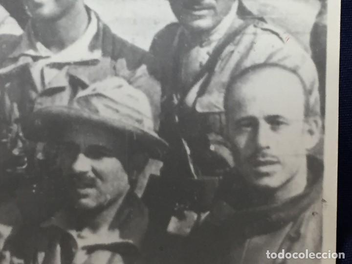 Militaria: antigua fotografía militar francisco franco militares áfrica guerra civil españa ppio s xx - Foto 5 - 154132866