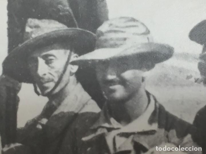 Militaria: antigua fotografía militar francisco franco militares áfrica guerra civil españa ppio s xx - Foto 7 - 154132866