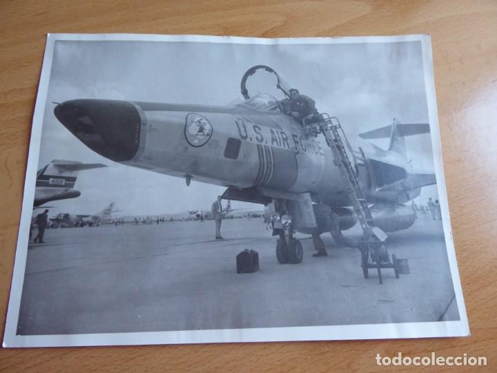 Militaria: Fotografía piloto aviación. Ejército del Aire - Foto 2 - 154528274