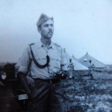 Militaria: FOTOGRAFÍA OFICIAL DEL EJÉRCITO ESPAÑOL.. Lote 154538886