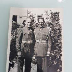 Militaria: FOTOGRAFÍA GUARDIAS CIVILES. Lote 154796049