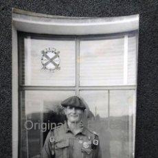 Militaria: (JX-190338)FOTOGRAFÍA DE SOLDADO CARLISTA CON CONDECORACIONES , REQUETE , CASTELLON , VALENCIA .. Lote 154940770
