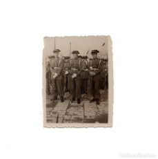 Militaria: FOTOGRAFÍA GUARDIA CIVIL.- 7,5 X 6 CM. Lote 155016186