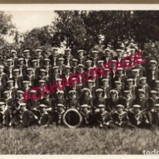 Militaria: WWI, FOTOGRAFIA ORIGINAL TRIPULACION DE UN TORPEDERO ALEMAN, 14X9 CMS. Lote 155145758