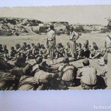 Militaria: FOTOGRAFIA DE LEGIONARIOS - 14X9 - FECHADA EN AAIUN 1959 - ESCRITA AL DORSO. Lote 155491514