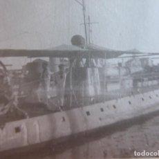 Militaria: FOTOGRAFÍA TORPEDERO T-11. ARMADA. Lote 155704390