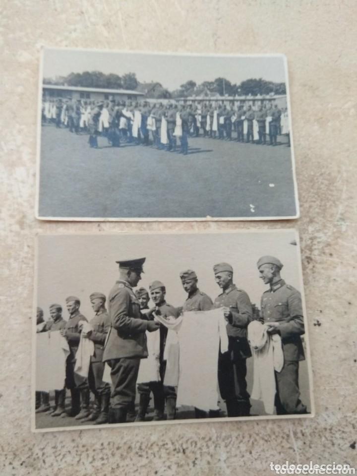 Militaria: Lote de 108 Fotografías Soldado del RAD Servicio de Trabajo del Reich - Ver Fotos - - Foto 8 - 155709550