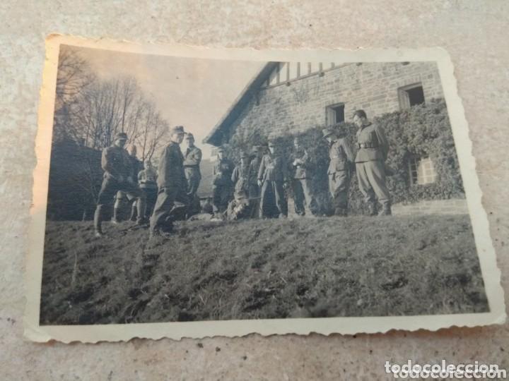 Militaria: Lote de 108 Fotografías Soldado del RAD Servicio de Trabajo del Reich - Ver Fotos - - Foto 10 - 155709550