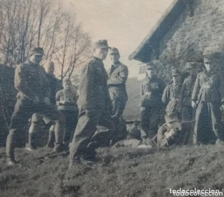 Militaria: Lote de 108 Fotografías Soldado del RAD Servicio de Trabajo del Reich - Ver Fotos - - Foto 11 - 155709550