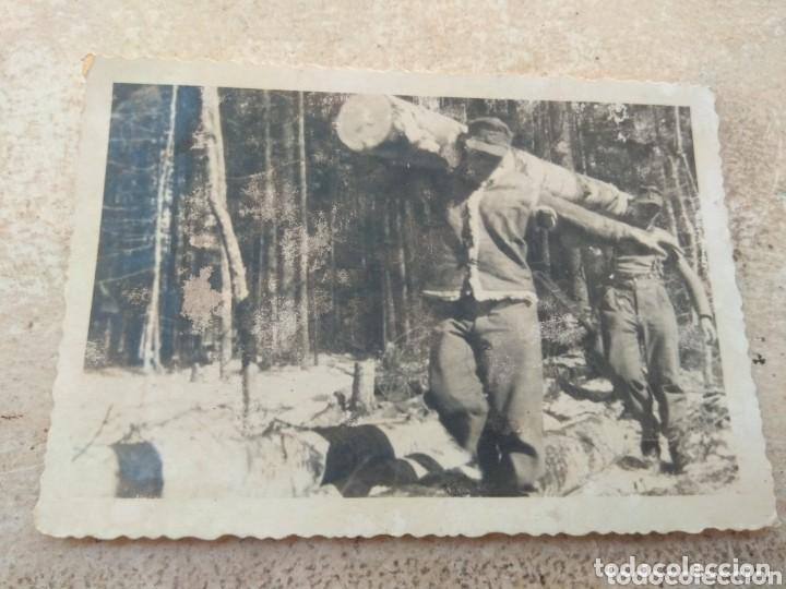 Militaria: Lote de 108 Fotografías Soldado del RAD Servicio de Trabajo del Reich - Ver Fotos - - Foto 12 - 155709550