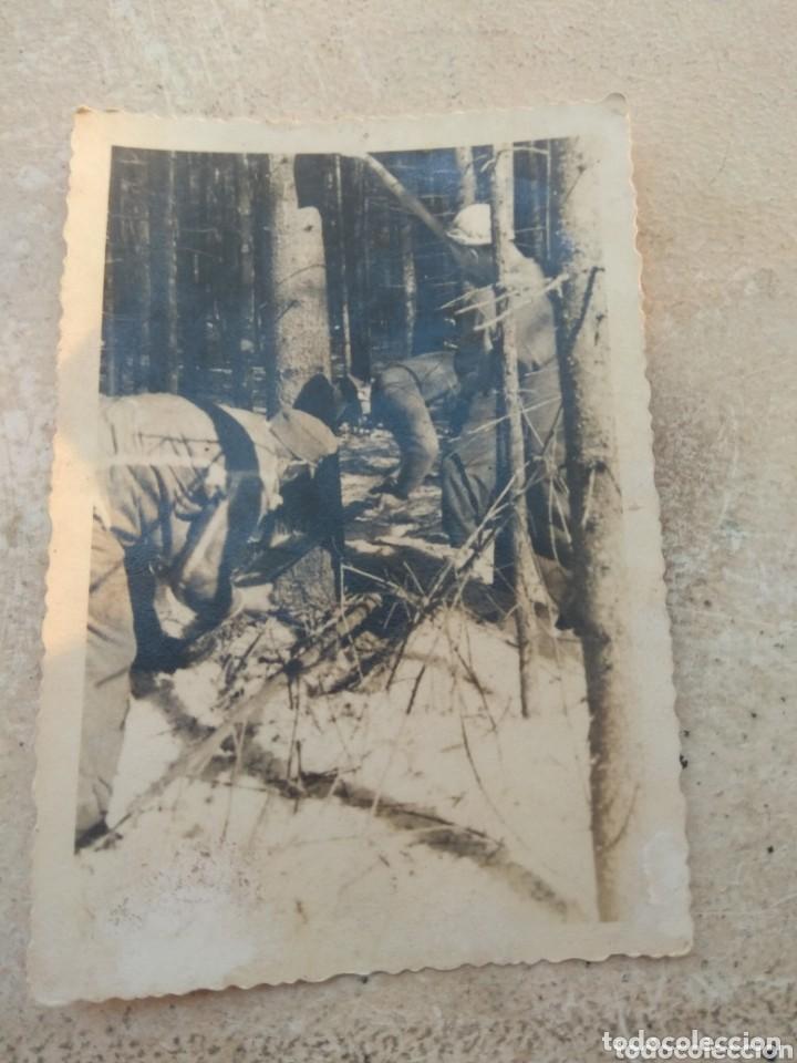 Militaria: Lote de 108 Fotografías Soldado del RAD Servicio de Trabajo del Reich - Ver Fotos - - Foto 13 - 155709550