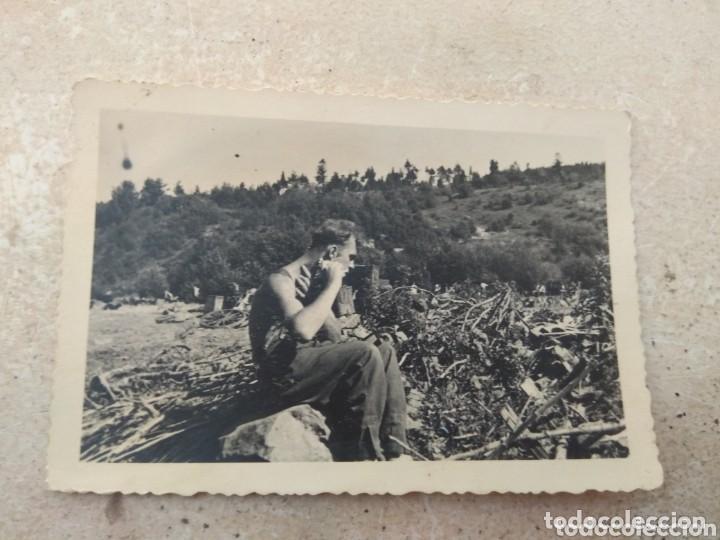 Militaria: Lote de 108 Fotografías Soldado del RAD Servicio de Trabajo del Reich - Ver Fotos - - Foto 16 - 155709550
