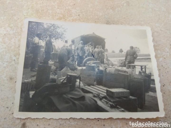 Militaria: Lote de 108 Fotografías Soldado del RAD Servicio de Trabajo del Reich - Ver Fotos - - Foto 29 - 155709550