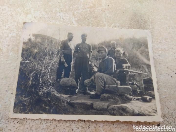 Militaria: Lote de 108 Fotografías Soldado del RAD Servicio de Trabajo del Reich - Ver Fotos - - Foto 36 - 155709550