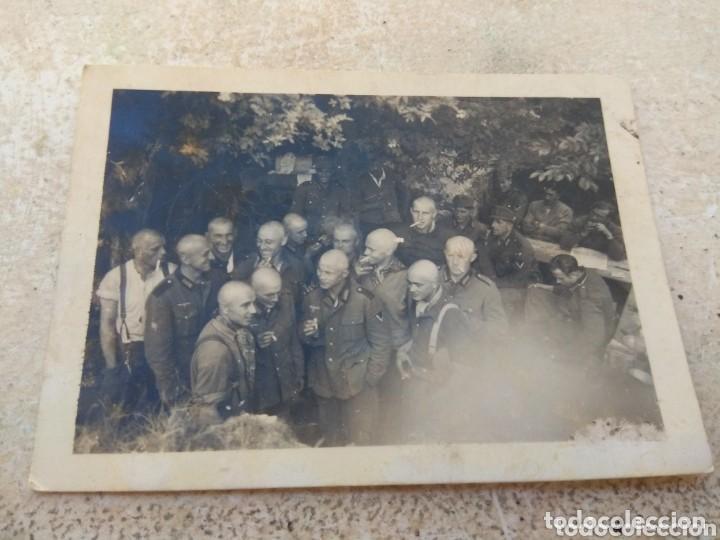 Militaria: Lote de 108 Fotografías Soldado del RAD Servicio de Trabajo del Reich - Ver Fotos - - Foto 43 - 155709550