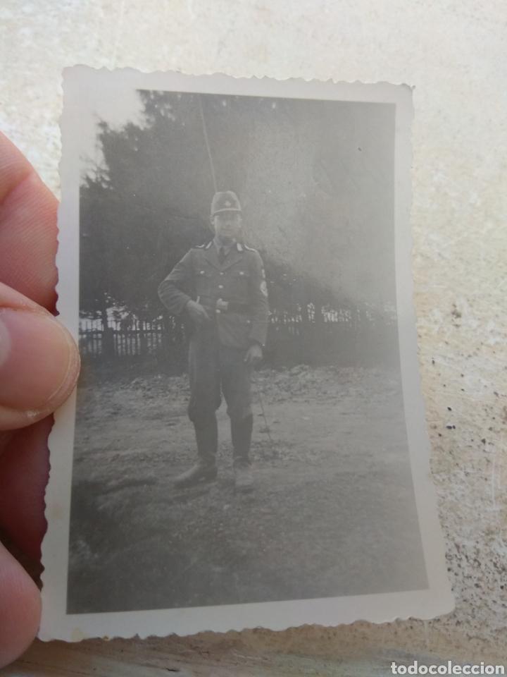 Militaria: Lote de 108 Fotografías Soldado del RAD Servicio de Trabajo del Reich - Ver Fotos - - Foto 54 - 155709550