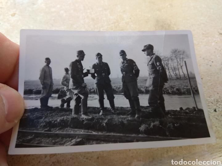 Militaria: Lote de 108 Fotografías Soldado del RAD Servicio de Trabajo del Reich - Ver Fotos - - Foto 56 - 155709550