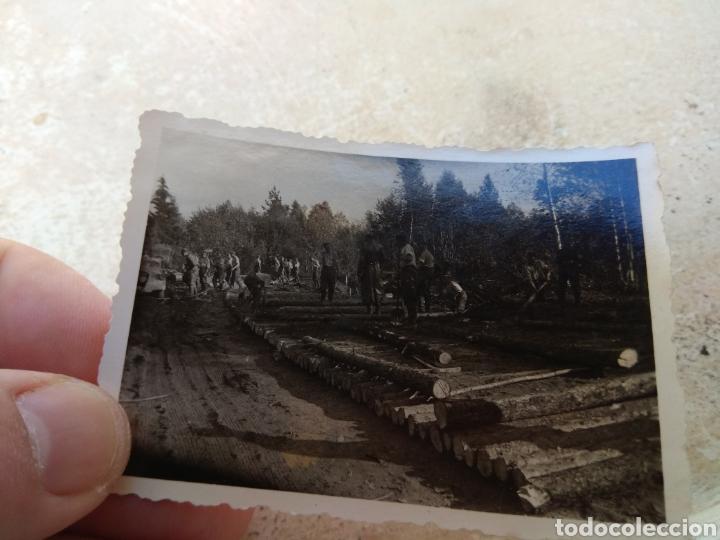 Militaria: Lote de 108 Fotografías Soldado del RAD Servicio de Trabajo del Reich - Ver Fotos - - Foto 66 - 155709550