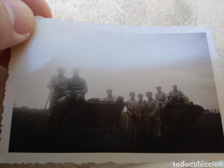 Militaria: Lote de 108 Fotografías Soldado del RAD Servicio de Trabajo del Reich - Ver Fotos - - Foto 72 - 155709550