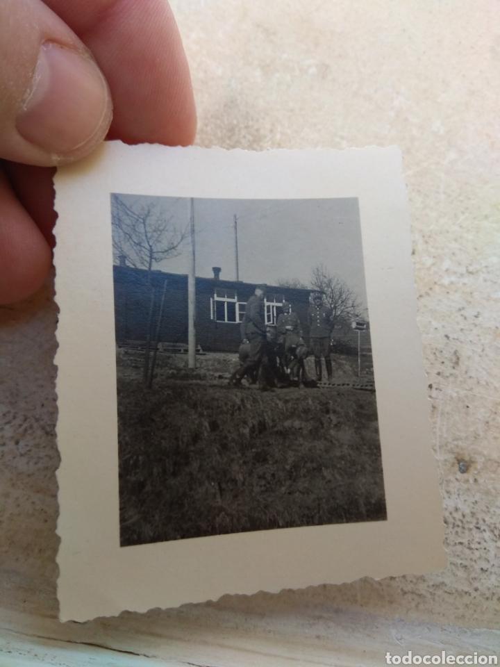 Militaria: Lote de 108 Fotografías Soldado del RAD Servicio de Trabajo del Reich - Ver Fotos - - Foto 75 - 155709550