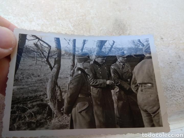 Militaria: Lote de 108 Fotografías Soldado del RAD Servicio de Trabajo del Reich - Ver Fotos - - Foto 76 - 155709550