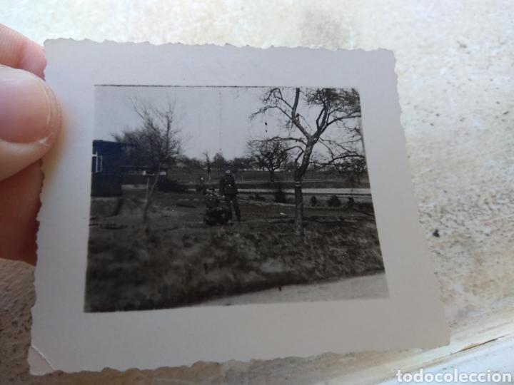 Militaria: Lote de 108 Fotografías Soldado del RAD Servicio de Trabajo del Reich - Ver Fotos - - Foto 79 - 155709550