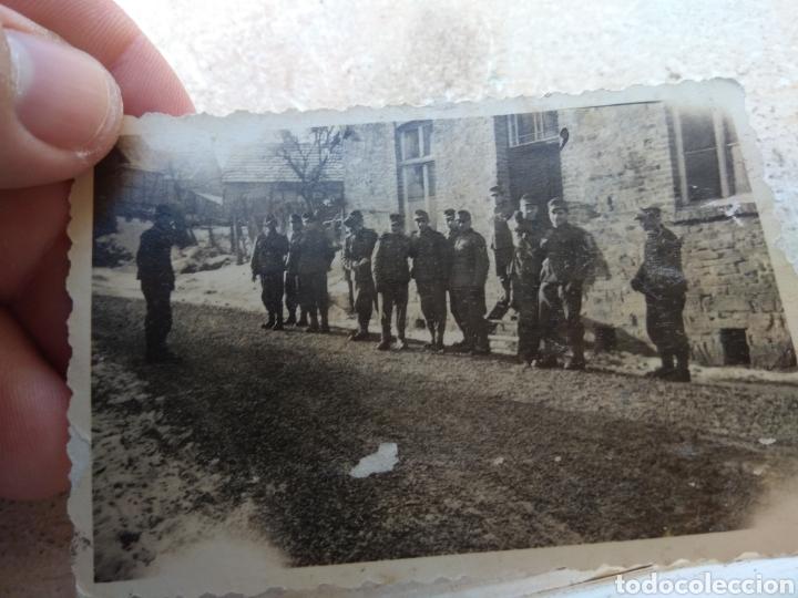 Militaria: Lote de 108 Fotografías Soldado del RAD Servicio de Trabajo del Reich - Ver Fotos - - Foto 88 - 155709550