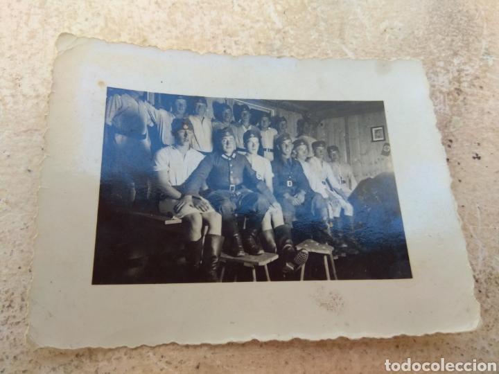 Militaria: Lote de 108 Fotografías Soldado del RAD Servicio de Trabajo del Reich - Ver Fotos - - Foto 118 - 155709550