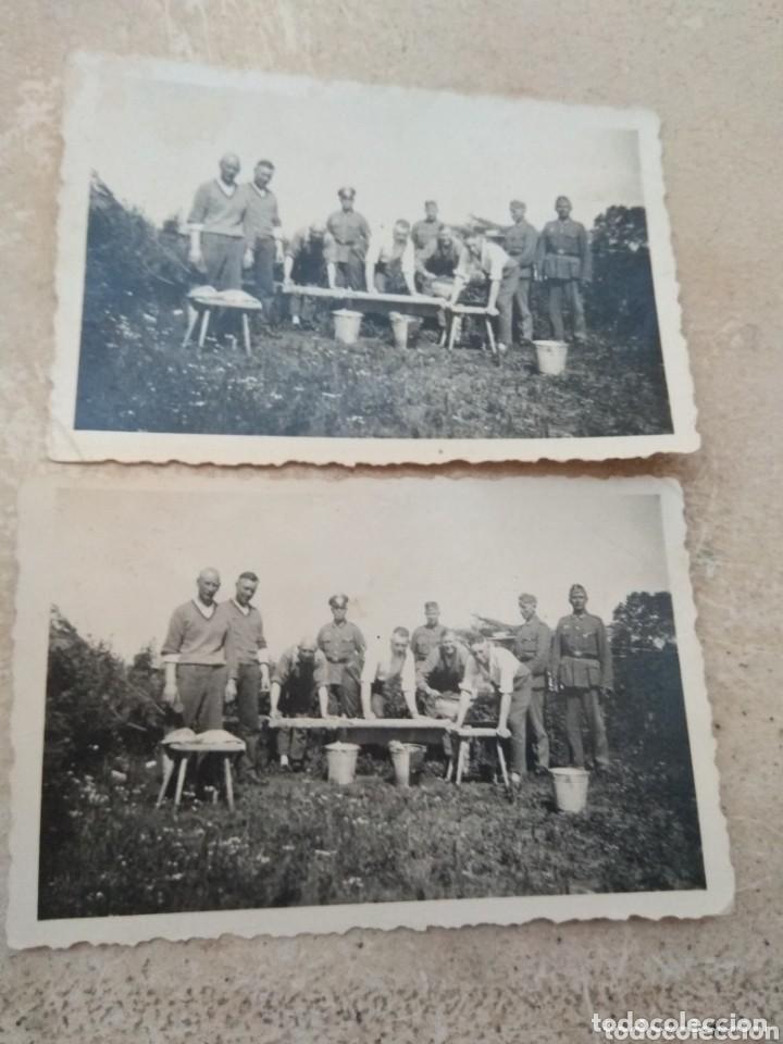 Militaria: Lote de 108 Fotografías Soldado del RAD Servicio de Trabajo del Reich - Ver Fotos - - Foto 2 - 155709550