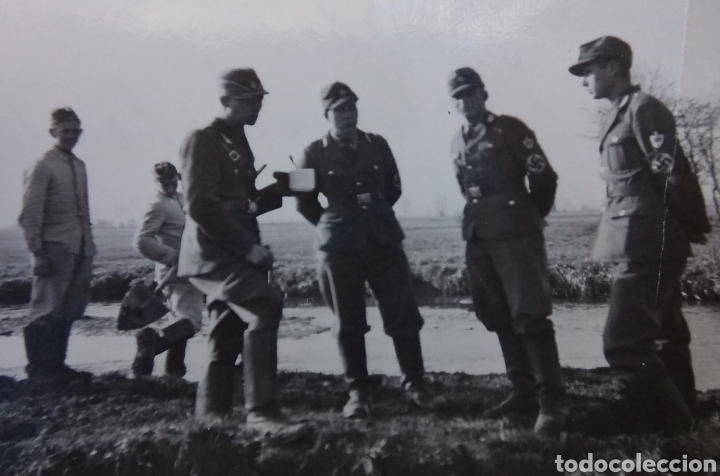 Militaria: Lote de 108 Fotografías Soldado del RAD Servicio de Trabajo del Reich - Ver Fotos - - Foto 135 - 155709550