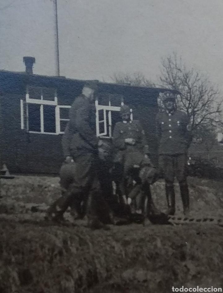 Militaria: Lote de 108 Fotografías Soldado del RAD Servicio de Trabajo del Reich - Ver Fotos - - Foto 138 - 155709550