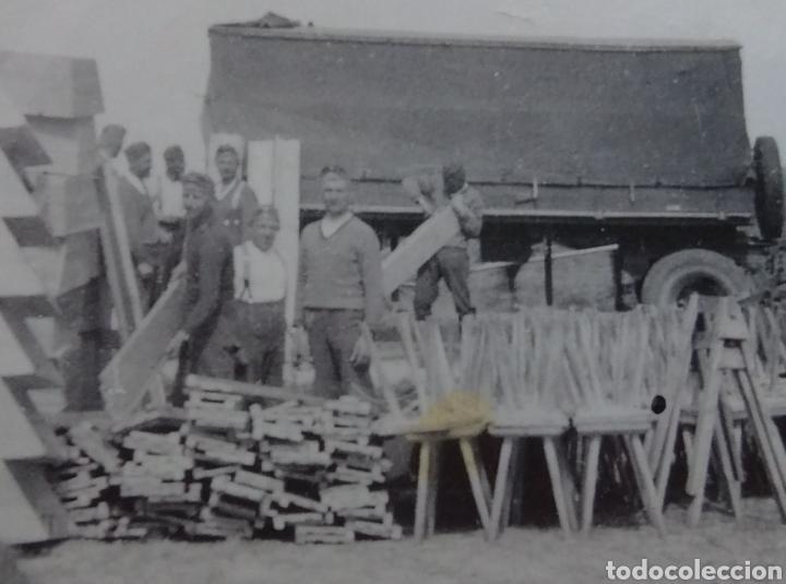 Militaria: Lote de 108 Fotografías Soldado del RAD Servicio de Trabajo del Reich - Ver Fotos - - Foto 140 - 155709550